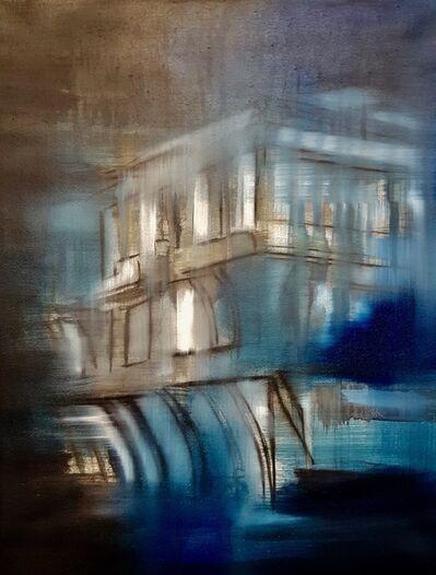Deniz Alt, 'Blaue Zeit', 2018