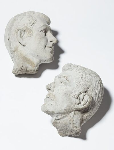 Allen Ruppersberg, 'Two Heads', circa 1980
