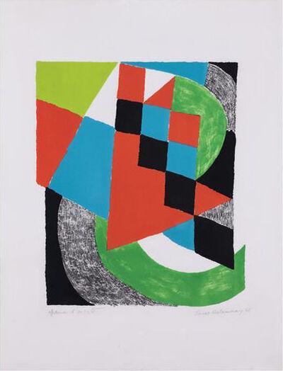 Sonia Delaunay, 'Sans titre', 1968