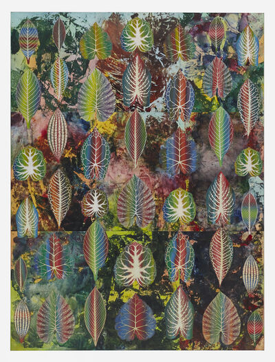 Philip Taaffe, 'Interzonal Leaves', 2018
