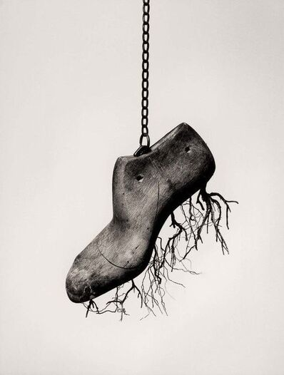 Chema Madoz, 'S/T, (shoe form, roots)', 2001