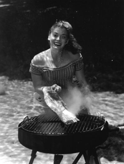 Bruce Mozert, 'Silver Springs Underwater (BBQ)', 1940-1970