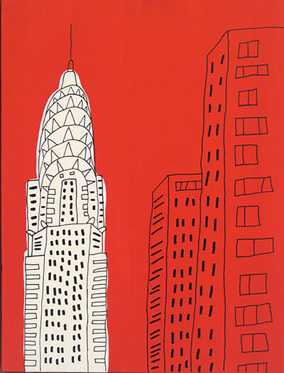 Marz Junior, 'Chrysler Building', 2019