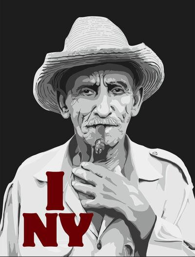 Jorge Rodríguez Diez, 'I Love New York', 2018