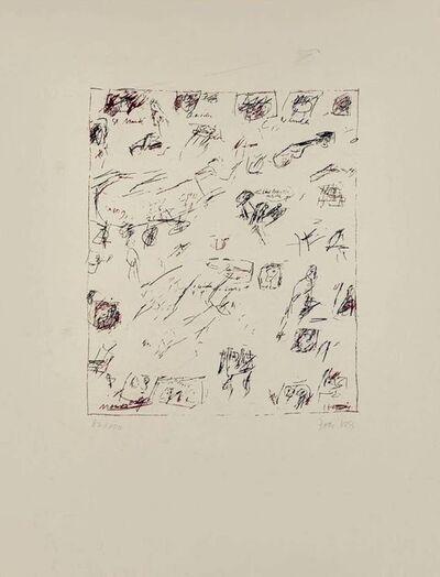 Jan Voss, 'Untitled', 1970s