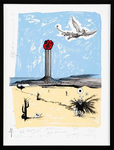 Ralph Steadman, 'Going Home', 2005