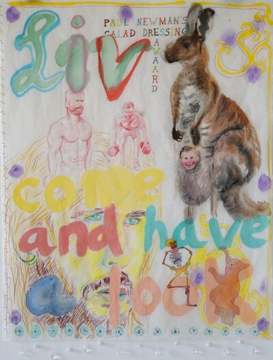 Maria Pask, 'Liv come and have a look', 2020