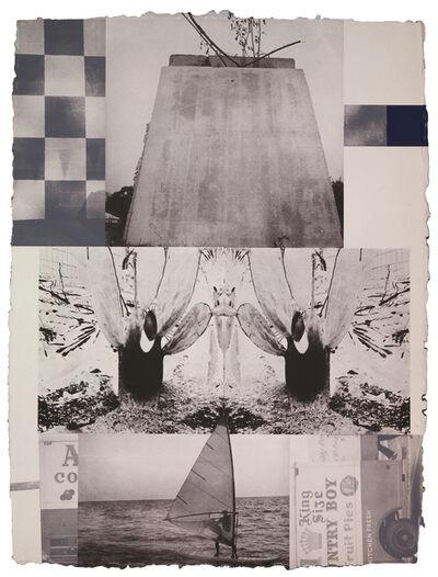 Robert Rauschenberg, 'Rookery Mounds - Crystal', 1979