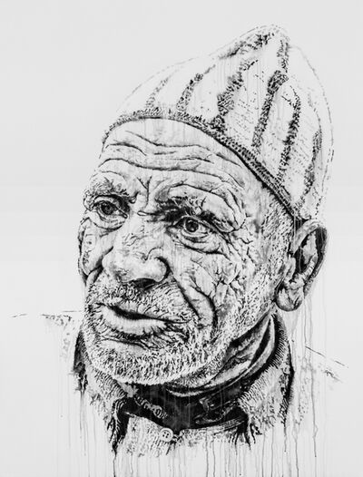 Hendrik Beikirch, 'Lahcen Khabbach (Morroco)', 2015