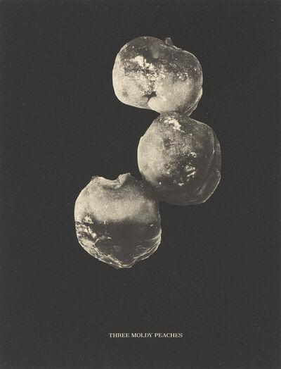 Shala Miller, 'Three Moldy Peaches', 2021
