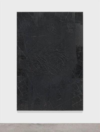 Rashid Johnson, 'Gold Lines', 2013