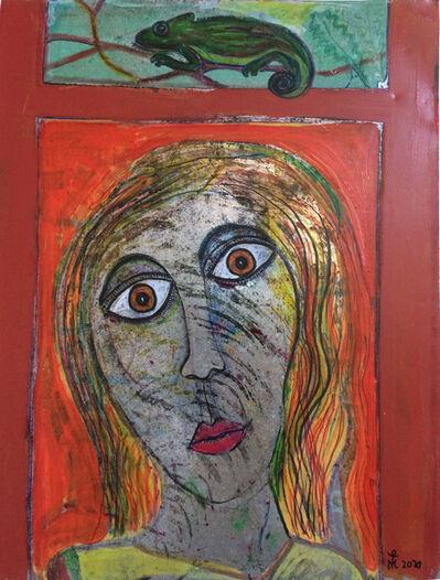 Tony Marshak, 'Madonna della Chameleon', 2020