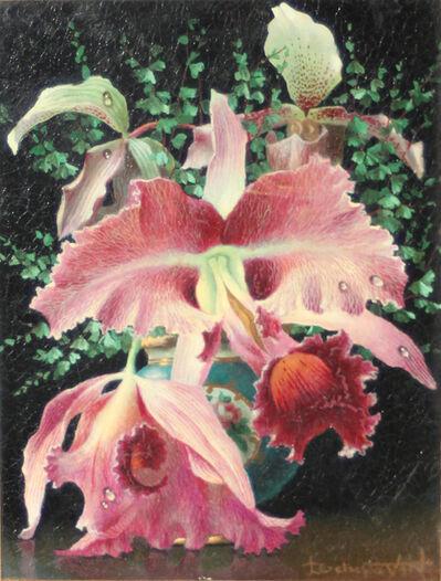 Lev Tchistovsky, 'Orchids', 1930-1945