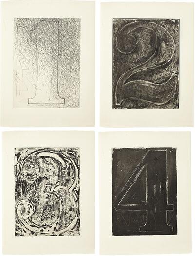 Jasper Johns, 'Fizzles (Foirades)', 1975-76