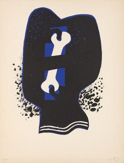 Sorel Etrog, 'Night Guard', 1969