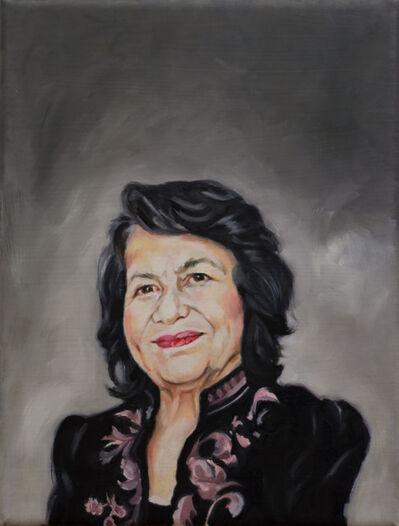 Carole Freeman, 'Dolores Huerta', 2018