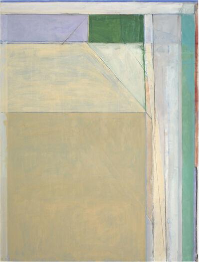 Richard Diebenkorn, 'Ocean Park #48', 1971
