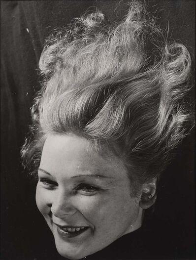 Erwin Blumenfeld, 'The German Actress Carsta Löck, Berlin', ca. 1934