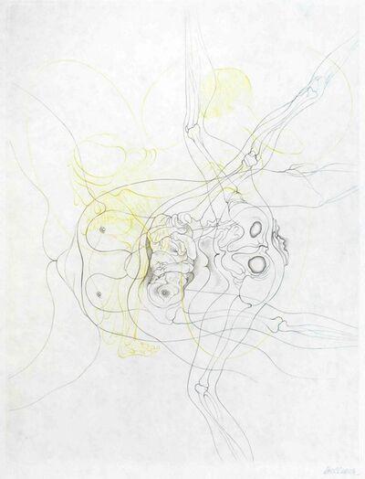 Hans Bellmer, 'Notes pour la Nouvelle Justine', 1968