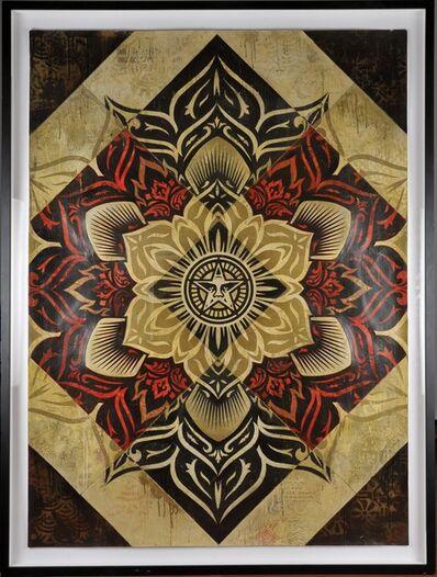 Shepard Fairey, 'Lotus', 2013