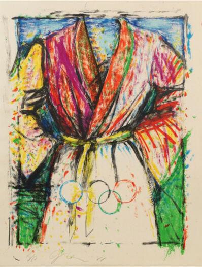 Jim Dine, 'Olympic Robe ', 1988