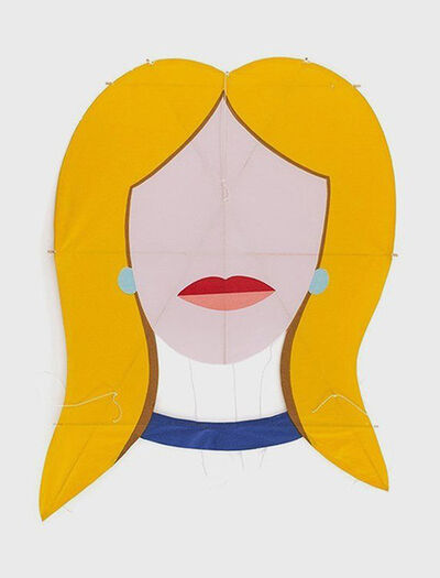 Tom Wesselmann, 'Blonde Kite', 1988