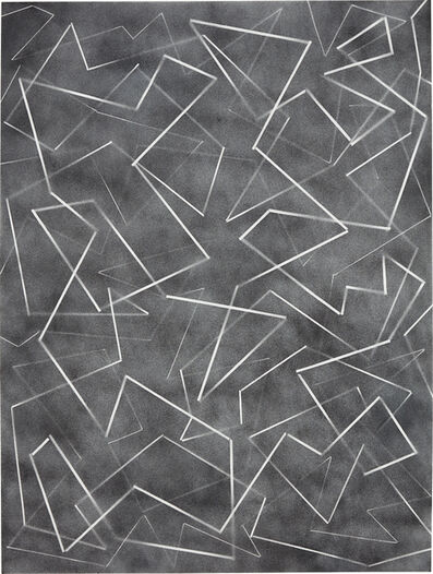 Scott Reeder, 'Untitled (Pasta Painting)', 2013