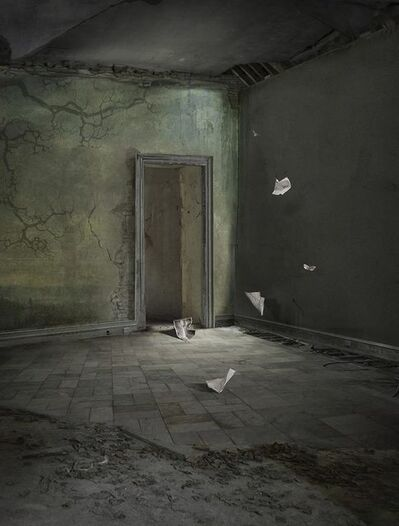 Suzanne Moxhay, 'Entrance III', 2016