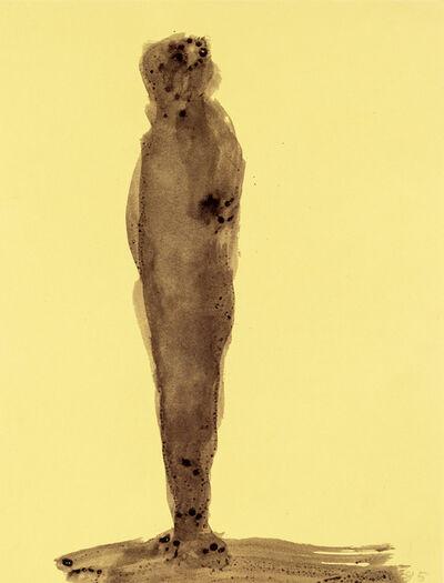 Michael Croissant, 'Figure standing', 1985