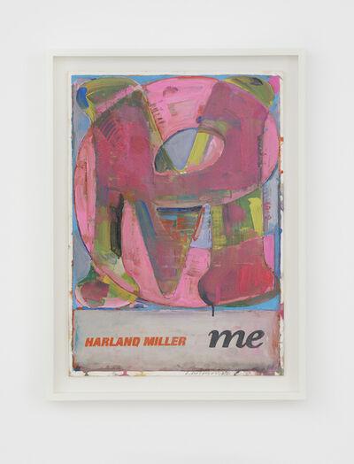 Harland Miller, 'ME', 2019
