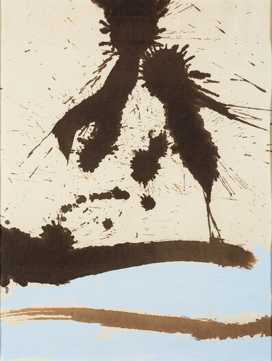 Robert Motherwell, 'Automatism No.11', 1965