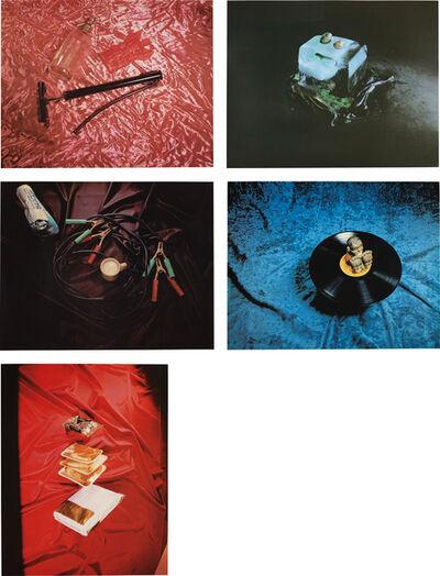 Ed Ruscha, 'Tropical Fish Series', 1975