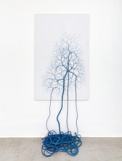Janaina Mello Landini, 'Ciclotrama 159 (expansão) ', 2019