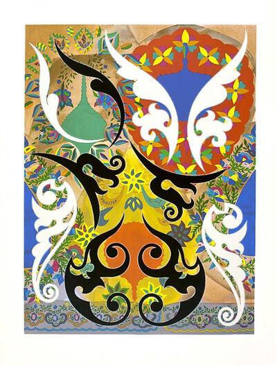 Philip Taaffe, 'Ornamental Panel Ⅳ', 2011