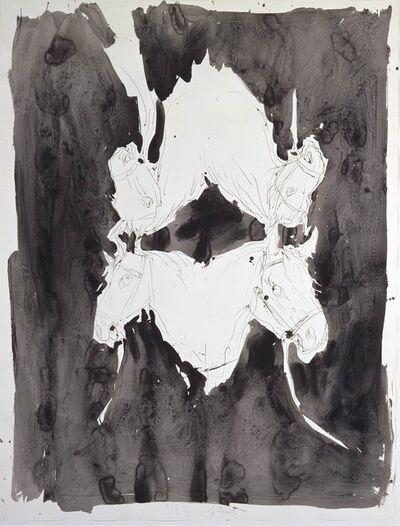Georg Baselitz, 'Untitled 31', 2002