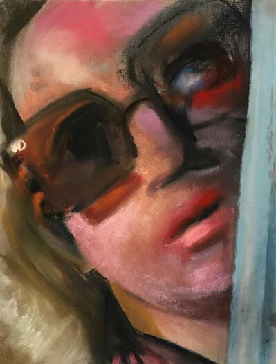 Dawn Mellor, 'Gena Rowlands', 2010-2017