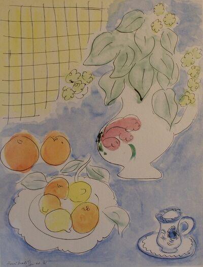 Henri Matisse, 'Still life', 1945