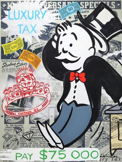 Nelson De La Nuez, 'Luxury Tax', 2019