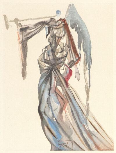 Salvador Dalí, 'Gesang, der unsre Musen und Sirenen In jenen sussen Floten so besiegt Wie erstes Licht den Glanz, den Ding' entlehnen', 1974