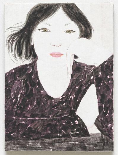 Rosilene Luduvico, 'Two Flowers (I)', 2017