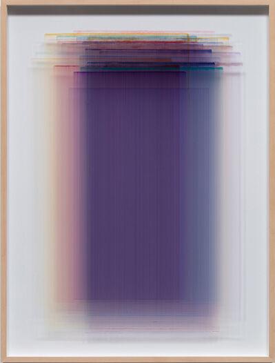 Seungtaik Jang, 'Layered Painting G 60-10', 2021