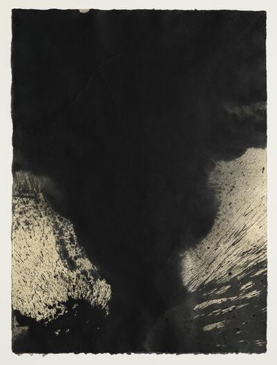 Joe Goode, 'Tornado Drawing #106', 1992