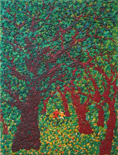 Qin Fengling, 'Woods', 2007