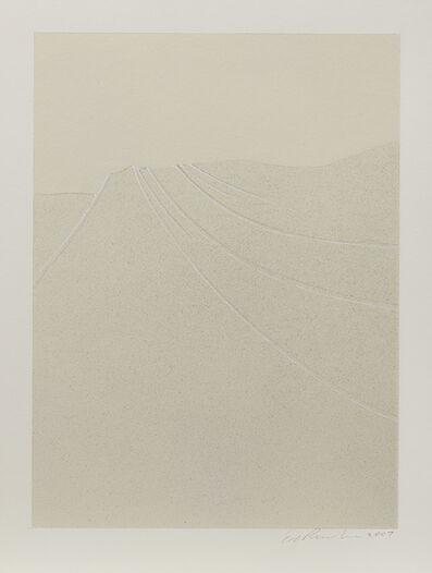 Ed Ruscha, 'Busted Glass #6', 2007