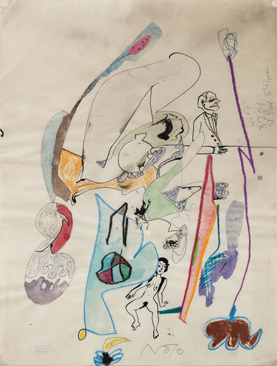 Norris Embry, 'Sans titre (Jeff)', 1970