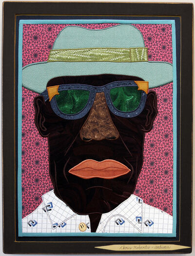 Chris Roberts-Antieau, 'John Lee Hooker', 2017