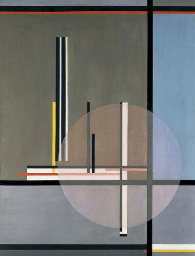 László Moholy-Nagy, 'LIS', 1922