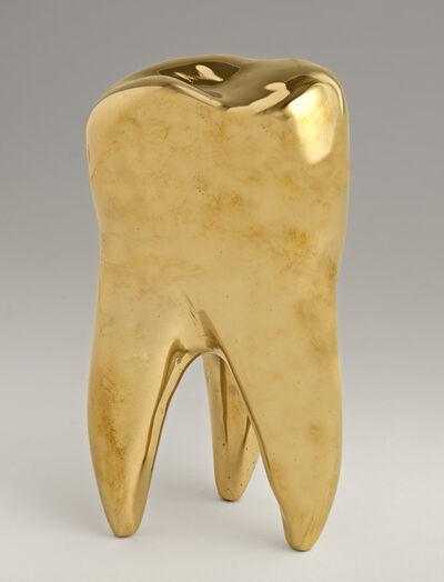 David Shrigley, 'Brass Tooth', 2014