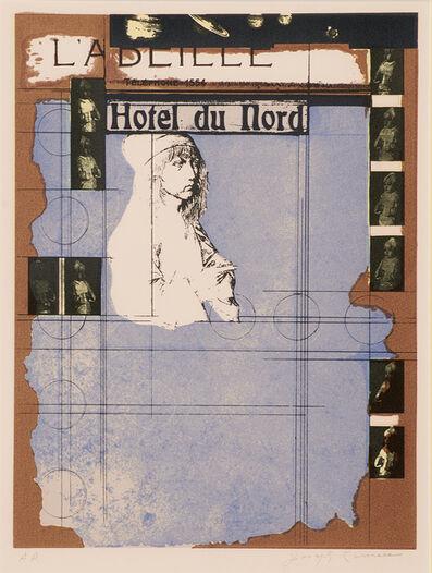 Joseph Cornell, 'Untitled (Hotel du Nord)', 1972