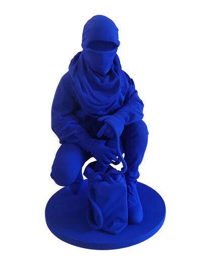 Nuno Viegas, 'Writer I (Klein blue)', Writer I (Klein blue)